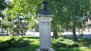 Bust Sculpture of Gábor Bethlen