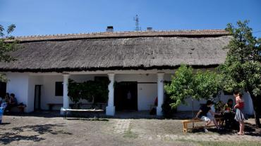 Country House and Art Workshop of Gyoma