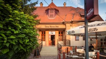 Three Rivers Pub - Gastro Casa